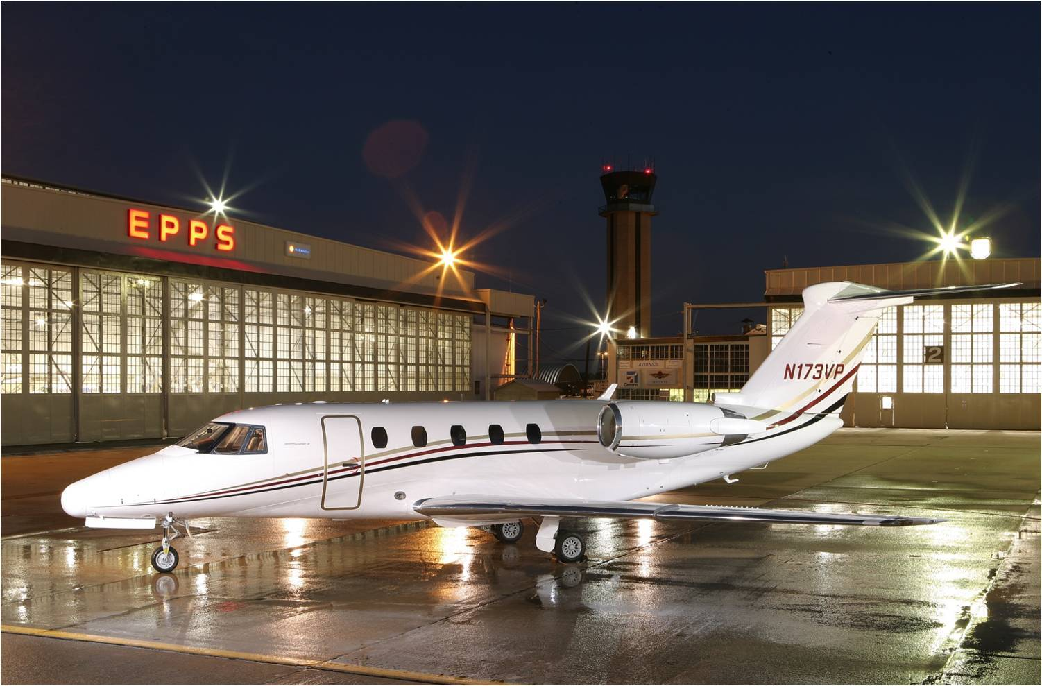 1989 Cessna Citation III