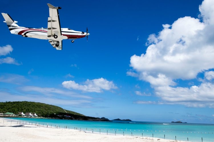 Epps Delivers another Pilatus PC-12NG to Operator in St. Barts