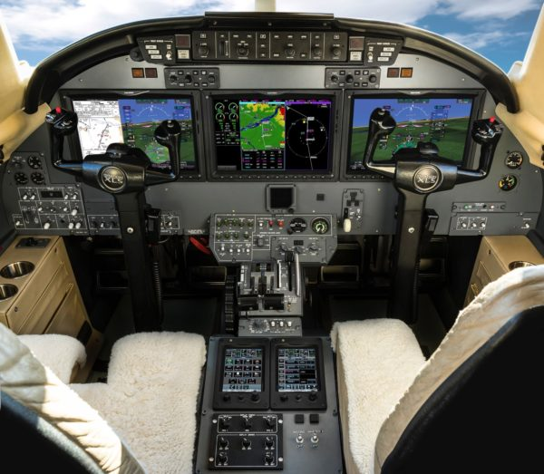 Epps Aviation's First Citation XLS G5000 Retrofit