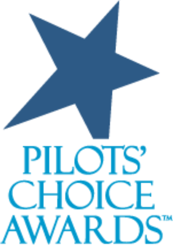 Double Honors from FltPlan's 2016 Pilots' Choice Awards!