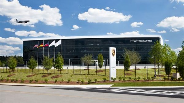 Check Out the Porsche Experience Center in Atlanta